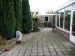 voor renovatie achtertuin