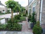 Renovatie voor & achtertuin Roosendaal