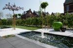 Tuin aanleg Nieuwbouw Hoogerheide