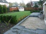Renovatie achtertuin Breda