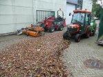Bladruimen / Borstelen & Vegen bedrijfsterrein
