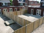 Schuttingen nieuwbouw projecten